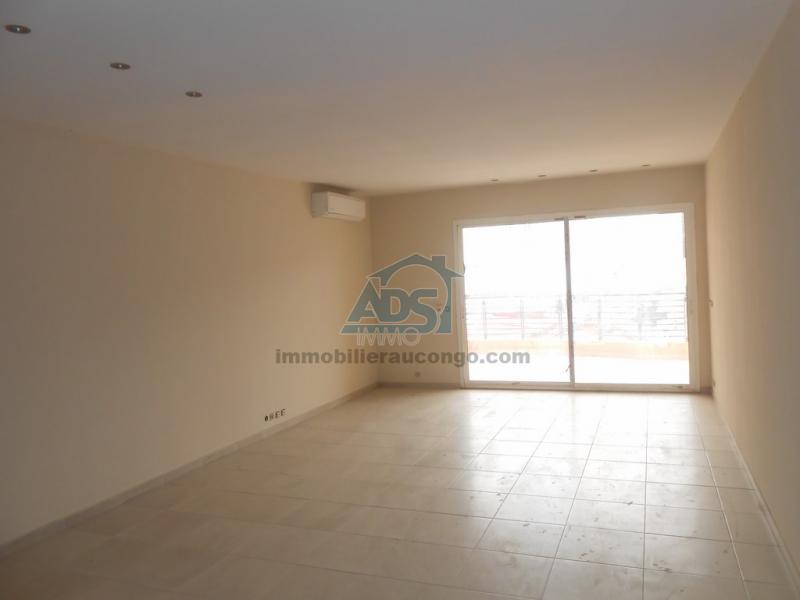 Appartement de 2 chambres en centre-ville de la Gombe