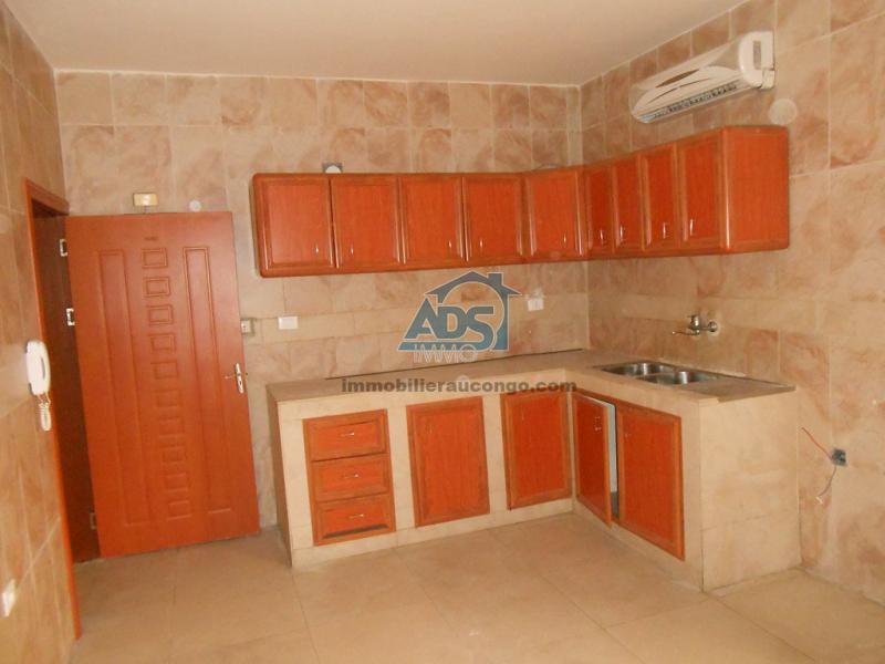 Ngaliema, appartement de 3 chambres
