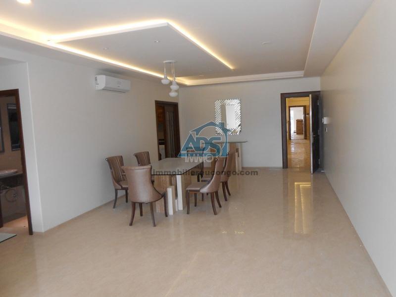 Ngaliema, appartement neuf de 3 chambres à louer