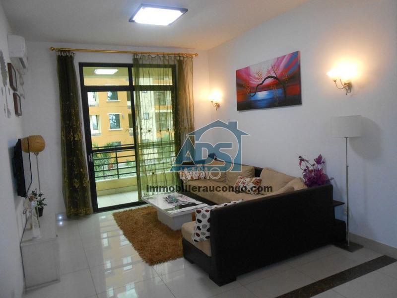 Appartement récent de 120 m² à vendre dans une résidence de standing