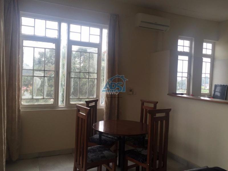 Ngaliema, appartement meublé 1 chambre à louer