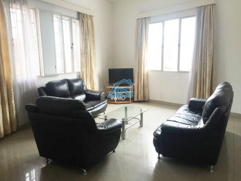 Grand appartement de 2 chambres à louer