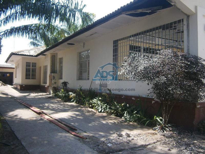 Immobilier au congo ads immo n 1 en vente et location de for Acheter une maison a kinshasa