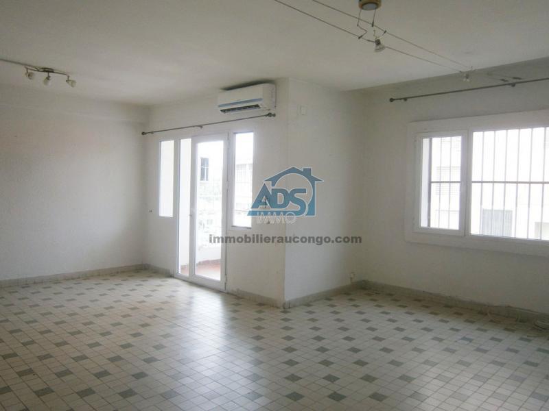 Agréable appartement de 2 chambres à louer à la Gombe