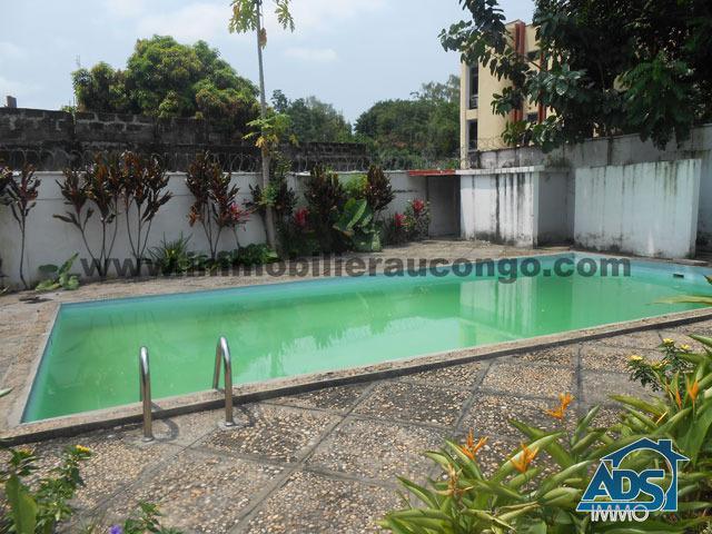 Gombe superbe villa vendre la gombe ads immo congo for Achat maison kinshasa
