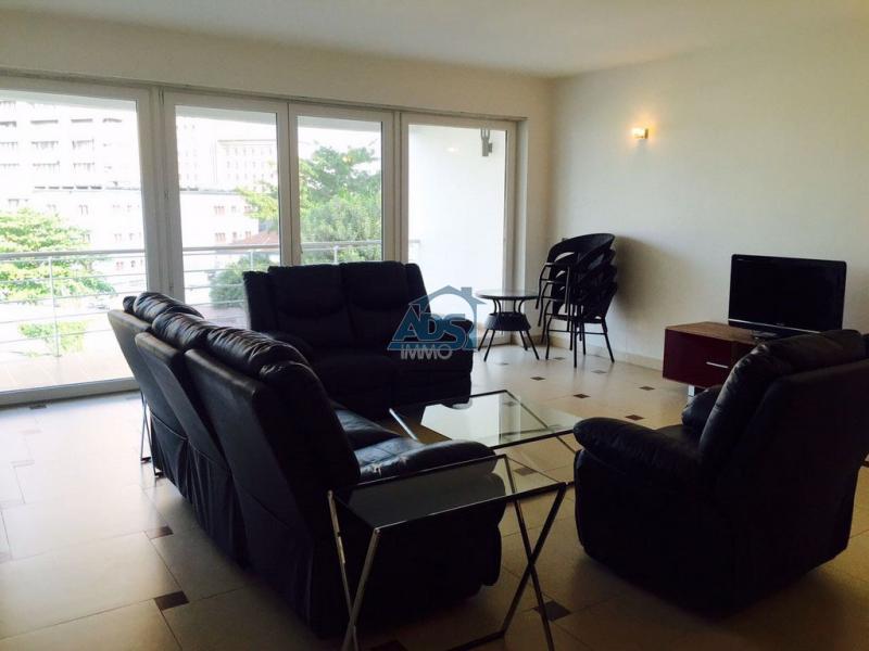 Gombe, appartement meublé de 3 chambres à louer