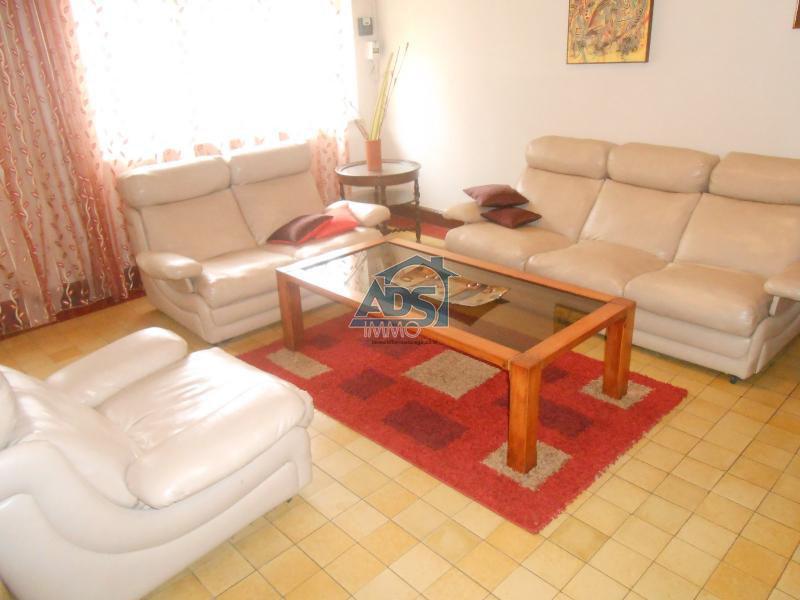 Appartement de 2 chambres à louer à la Gombe