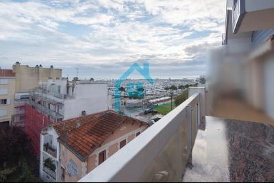 Vente ARCACHON-Port et Plages - T2 BALCON PARKING CELLIER ARCACHON