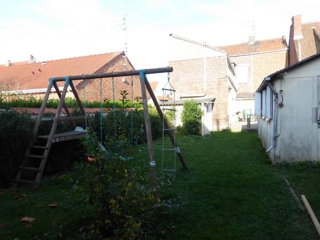 maison individuelle avec jardin et garage billy montigny accedimmo agence h nin beaumont. Black Bedroom Furniture Sets. Home Design Ideas