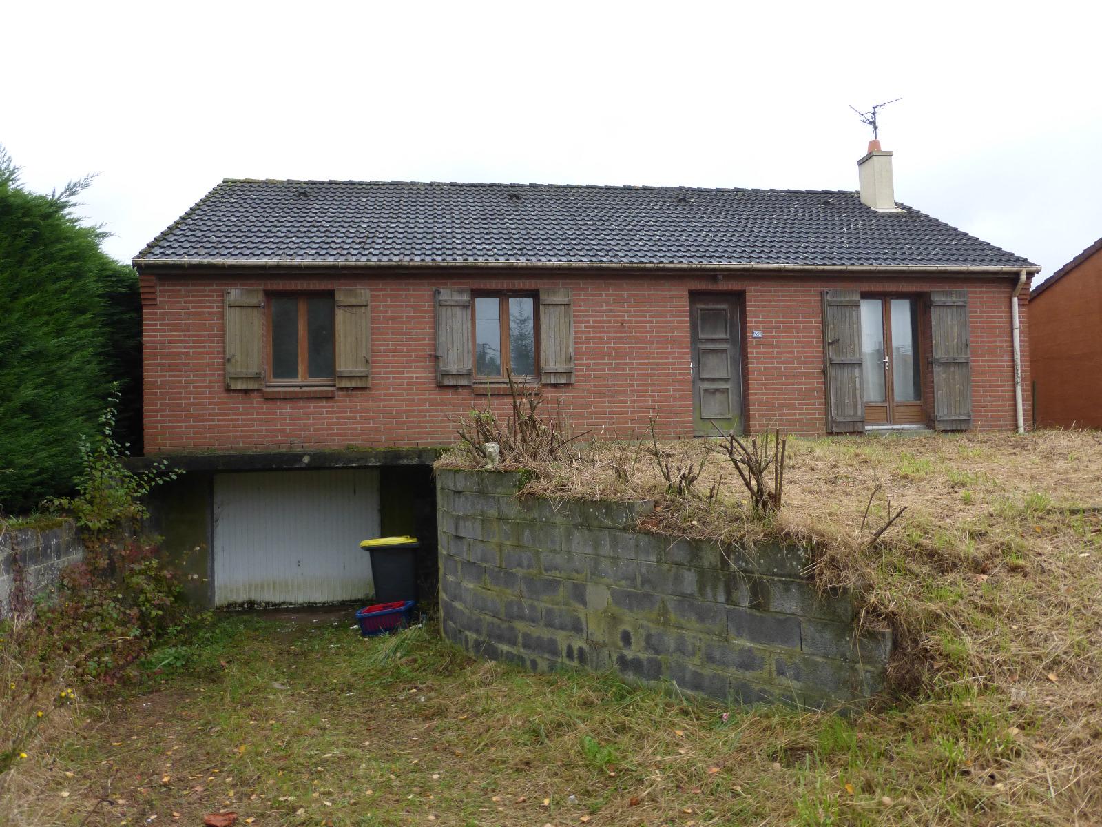 Maisons plain pied avec sous sol maison moderne for Maison avec sous sol prix