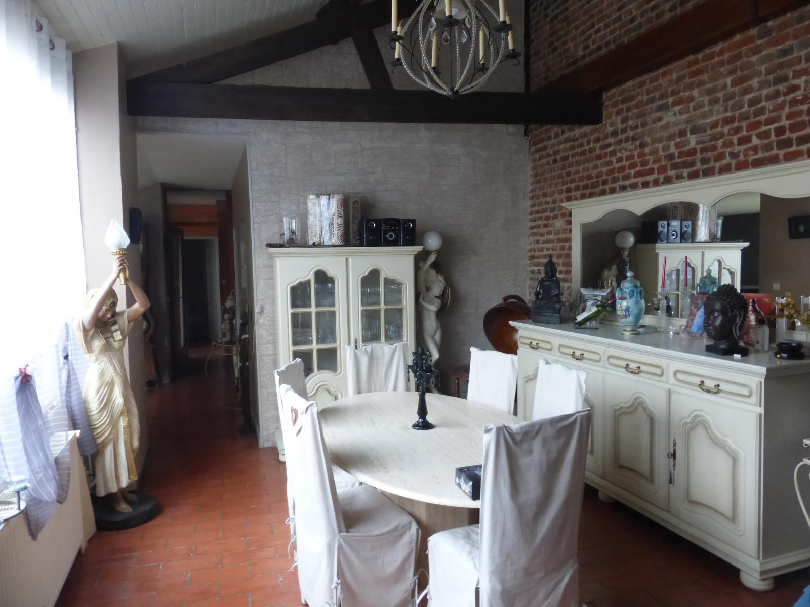 Maison de plain pied sur carvin accedimmo agence h nin for Maison plus henin beaumont