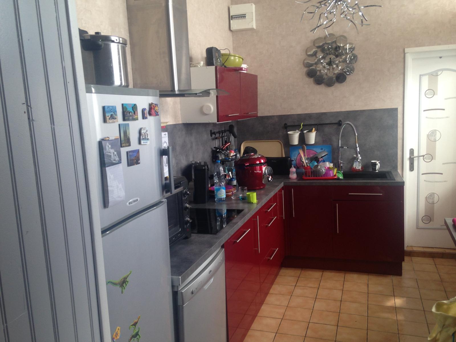 Maison sur secteur recherch de 2 chambres plus grenier for Cuisine plus henin beaumont