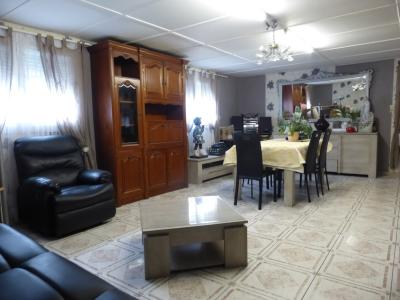 plain pied individuel avec garage h nin beaumont accedimmo agence h nin beaumont. Black Bedroom Furniture Sets. Home Design Ideas