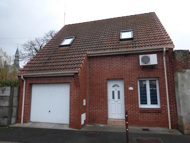 Maison individuelle avec jardin garage et d pendance for Maison plus henin beaumont