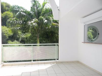 FORT DE FRANCE : Exclusivité : grand T3 en duplex terrasse vue verdure
