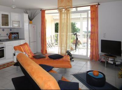 FORT DE FRANCE : Exclusivité : Investisseurs : T2 loué en résidence de standing.