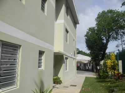 Fort de France Didier : Exclusivité T2 récent en rez de jardin, petite résidence sécurisée