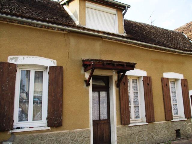 Région Villeneuve la Guyard authentique maison de village