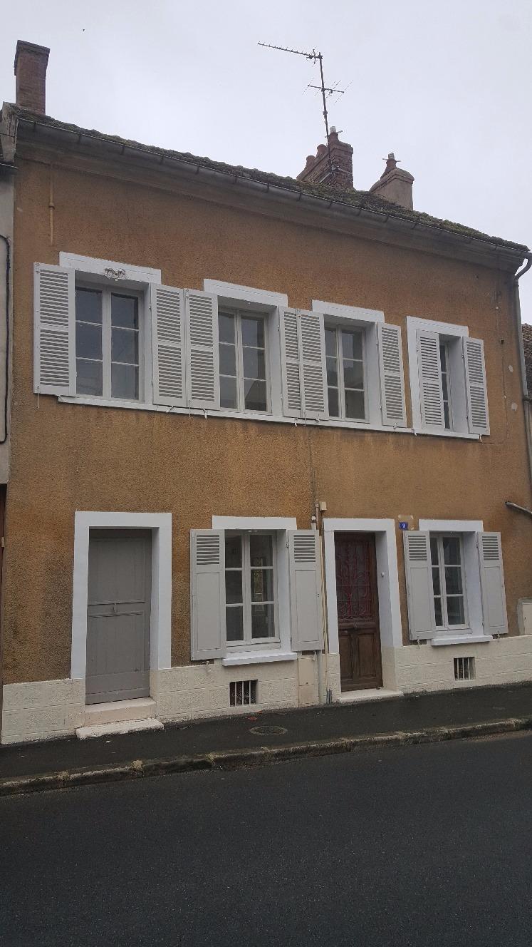 Dans un village de Seine et Marne, à deux pas de l'Autoroute A5