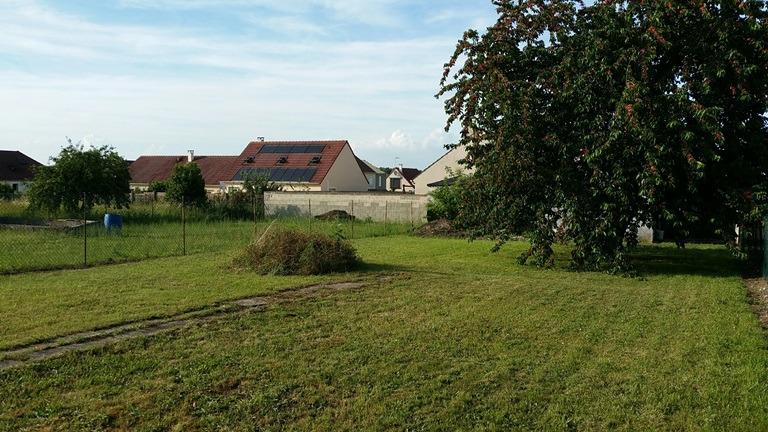 vente Terrain -  aux portes de Villeneuve la Guyard- 509 m²