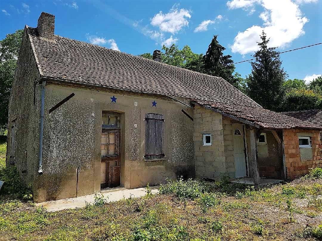 Région Pont-sur-Yonne, villageoise à rénover dans son écrin de verdure