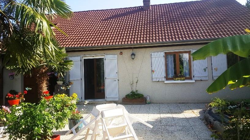 Région Montereau-Fault-Yonne, beau pavillon habitable de suite sur son terrain clos bien chez soi