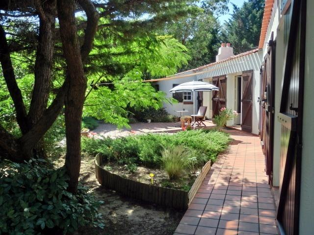 A vendre maison situ e st hilaire de riez dans un bel environnement d 3 - Achat maison en viager ...