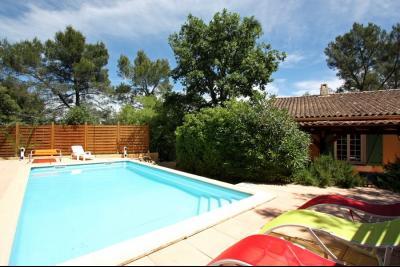 TRANS EN PROVENCE, maison 2 logements 200 m2 et piscine