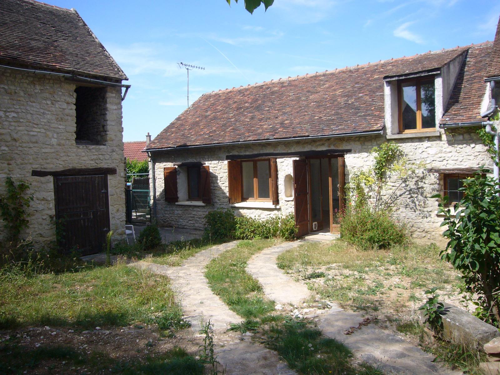 Milly la for t 20 minutes sud ouest charmante maison for Valeur maison ancienne