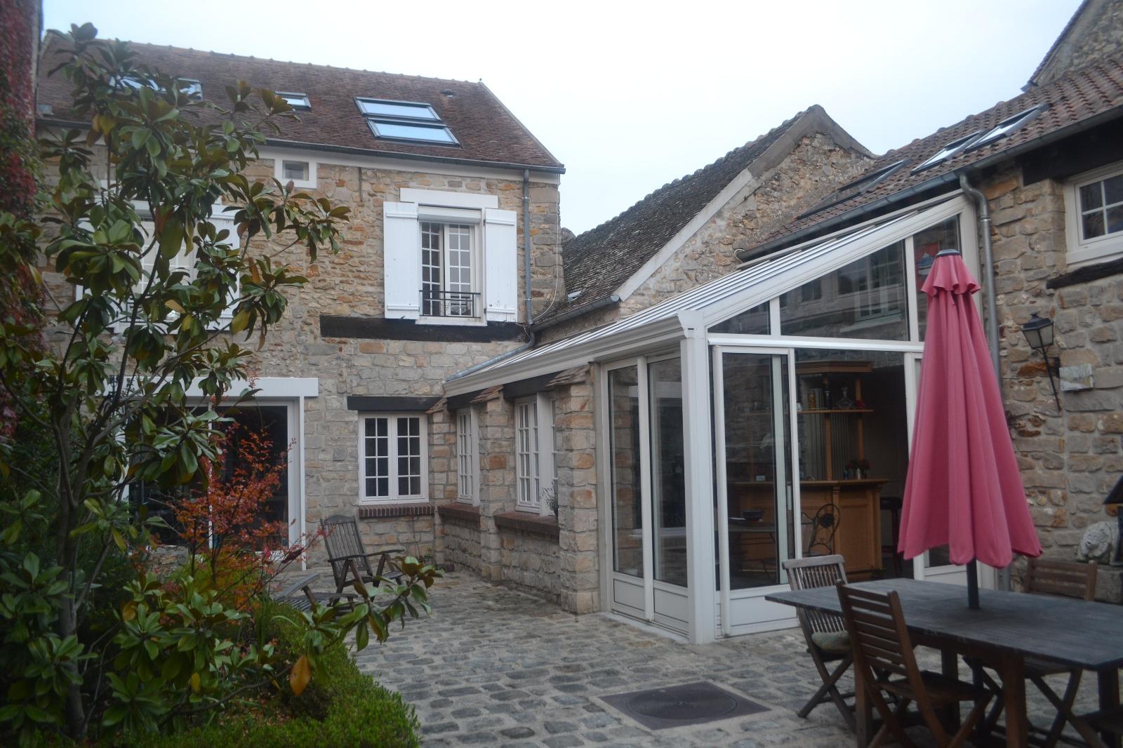 Barbizon plein centre maison ancienne de charme for Achat maison moret sur loing