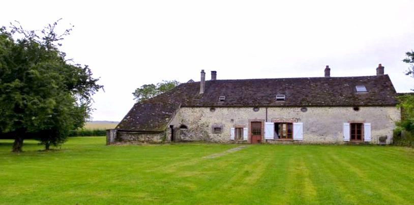 Corps de ferme proche de fontainebleau et nemours for Achat maison fontainebleau
