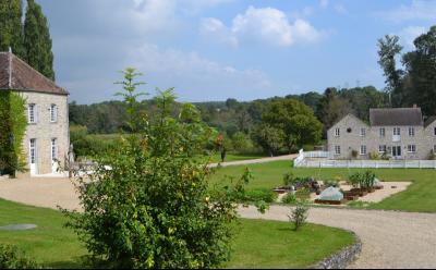 Propriété proche Fontainebleau sur 9 hectares, Agence Immobilière en Seine-et-Marne, Carre-Immo, secteur de Barbizon