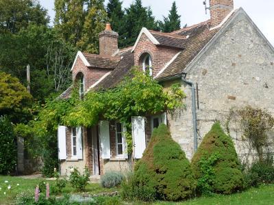 Proche de Voulx maison ancienne de charme, Agence Immobilière en Seine-et-Marne, Carre-Immo, secteur de Barbizon
