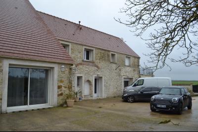 Maison ancienne en pierre sans travaux, Agence Immobilière en Seine-et-Marne, Carre-Immo, secteur de Barbizon