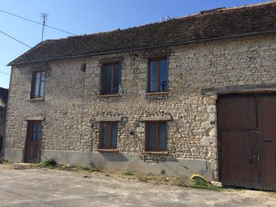 Charmante Maison Ancienne en Pierre totalement R�nov�e, Agence Immobili�re en Seine-et-Marne, Carre-Immo, secteur de Barbizon