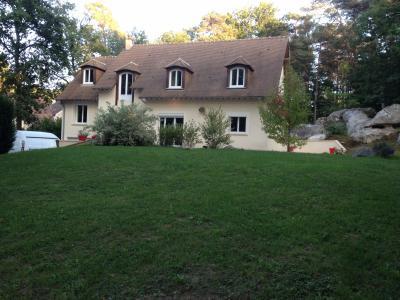 Maison contemporaine proche for�t, Agence Immobili�re en Seine-et-Marne, Carre-Immo, secteur de Barbizon