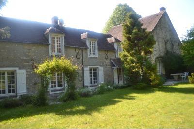 A 15 minutes Milly longère de 280 m² 4 chambres, Agence Immobilière en Seine-et-Marne, Carre-Immo, secteur de Barbizon