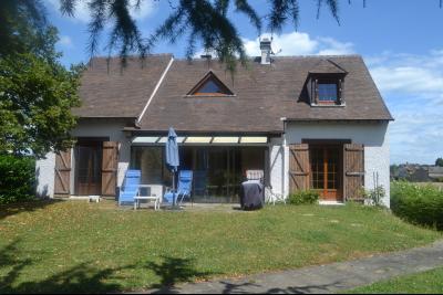 Maison traditionnelle proche Barbizon, Agence Immobilière en Seine-et-Marne, Carre-Immo, secteur de Barbizon