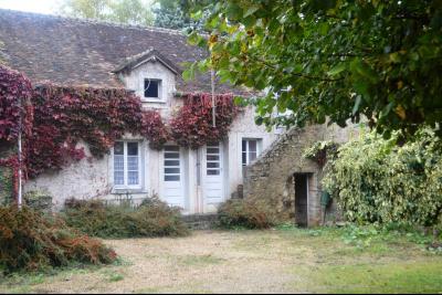Maison ancienne de charme 3 chambres, Agence Immobilière en Seine-et-Marne, Carre-Immo, secteur de Barbizon