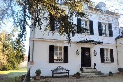 Maison bourgeoise au calme sans travaux, Agence Immobilière en Seine-et-Marne, Carre-Immo, secteur de Barbizon