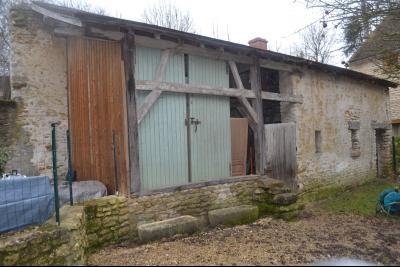 longère ancienne en pierre Milly La Forêt