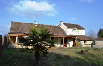 Maison pierre à 12 minutes de Milly la Forêt, Agence Immobilière en Seine-et-Marne, Carre-Immo, secteur de Barbizon