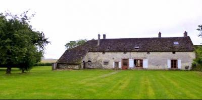 Corps de ferme proche de Fontainebleau, Agence Immobilière en Seine-et-Marne, Carre-Immo, secteur de Barbizon