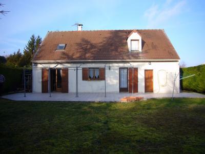 Milly la Forêt 12 km sud maison contemporaine en parfait état, Agence Immobilière en Seine-et-Marne, Carre-Immo, secteur de Barbizon