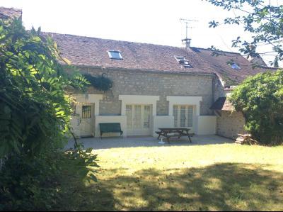 Maison en pierre, Agence Immobilière en Seine-et-Marne, Carre-Immo, secteur de Barbizon