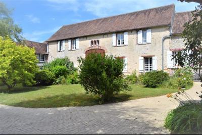 Propriété de caractère avec dépendances proche Barbizon, Agence Immobilière en Seine-et-Marne, Carre-Immo, secteur de Barbizon