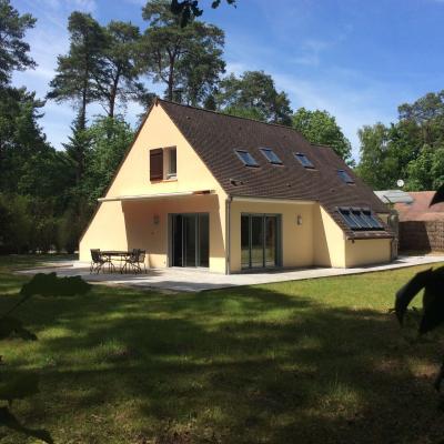 Maison comtemporaine Arbonne la Forêt, Agence Immobilière en Seine-et-Marne, Carre-Immo, secteur de Barbizon