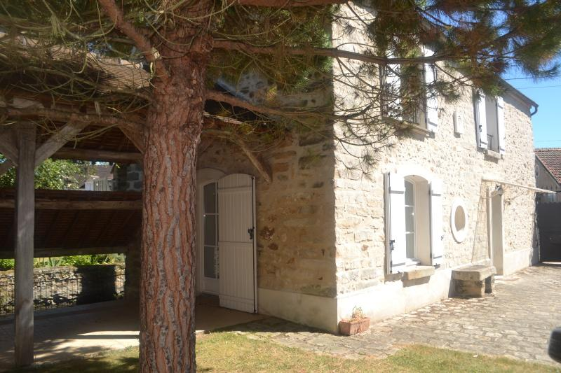 Maison ancienne proche Barbizon centre du village, immobilier Seine-et-Marne, Agence Carre-Immo