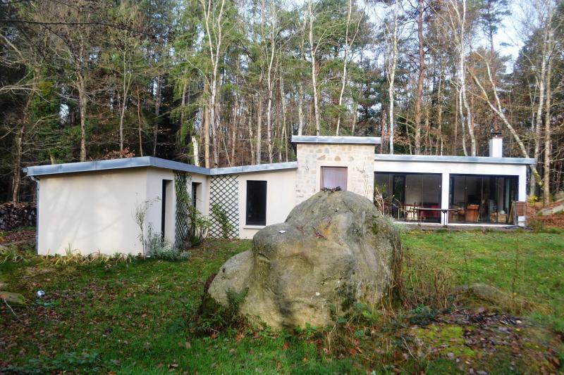 Maison de plain pied 3 chambres sur 5000 m² Noisy Sur Ecole, immobilier Seine-et-Marne, Agence Carre-Immo