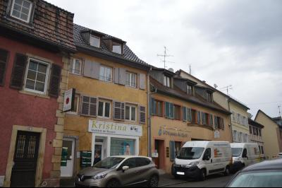LOCAL COMMERCIAL 54M2 RUE PASSANTE ALTKIRCH